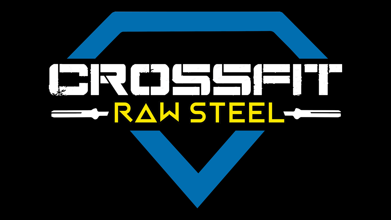 """Jack Frost"" used in a logo by Crossfit Raw Steel"