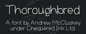 Throroughbred